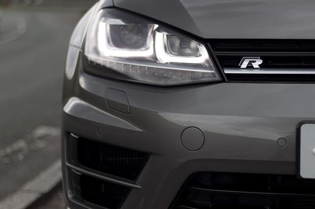 světlo VW